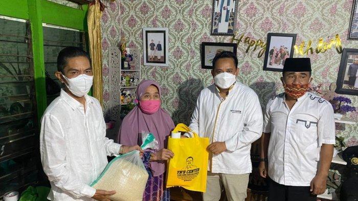 Jumat Berbagi YN'S Center, Sasar Warga di Komplek A Yani 1 Banjarmasin