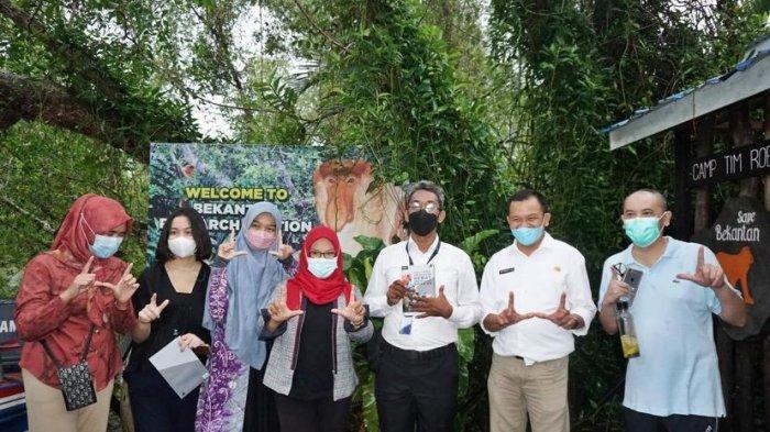 Menuju Desa Wisata Nasional, Anjir Muara Batola Kalsel Angkat Pesona Alam dan Kearifan Lokal
