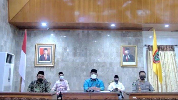 MTQN ke-XXXIII Tingkat Kalsel di Tanbu Ditunda, 30 Kafilah Banjarbaru Pulang Kampung