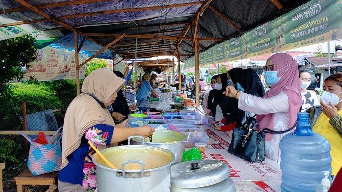 Satgas Covid-19 Kotim Imbau Penjual Makanan dan Pembeli Taati Protokol Kesehatan