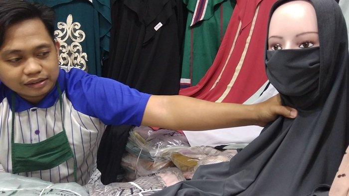 Penjualan Hijab Niqab Melonjak Saat Pandemi, Begini Penuturan Pebisnis Online