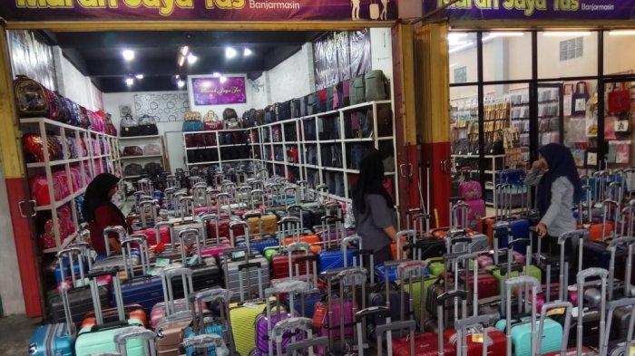 Jelang Akhir Tahun, Penjualan Koper di Banjarmasin Meningkat 30 Persen