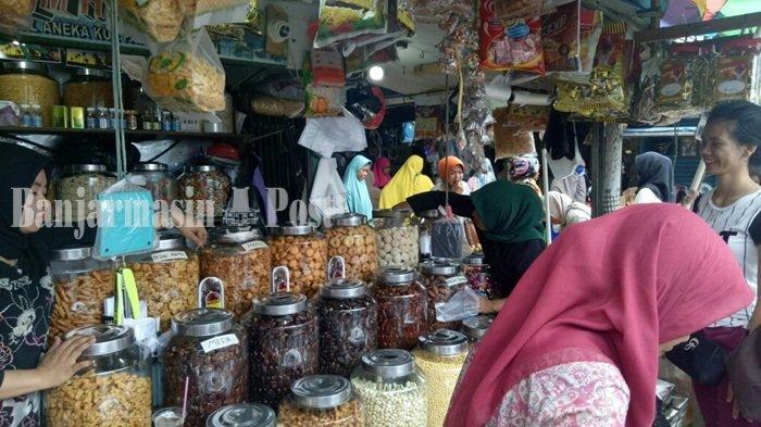 Manis Legit Bisnis Kurma Saat Ramadhan, Begini Kata Pedagang di Martapura dan Banjarmasin