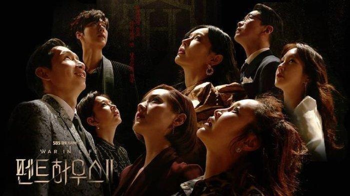 Link Nonton The Penthouse 2 Sub Indo, Raih Rating Tertinggi Di Aksi Oh Yoon He dan Logan Lee