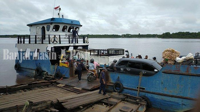 Wisata Kalteng, Warga Kabupaten Pulangpisau Berharap Ada Kapal Susur Sungai