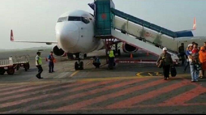 Penjelasan Lion Air Atas Batal Terbangnya Pesawat Lion dari Surabaya Tujuan Banjarmasin