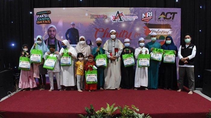 ACT Kalsel dan Amanah Borneo Park Kota Banjarbaru Galang Keperdulian untuk Palestina