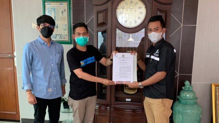 Kantongi SK Kepengurusan, Ketua KNPI Tabalong: Saatnya Pemuda Majukan Daerah