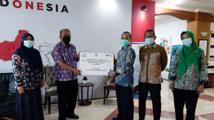 PLN Peduli Bantu Fasilitasi Peningkatan Usaha Komunitas Rajut Banjarbaru