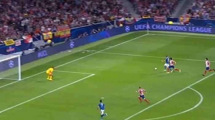 Hasil Liga Champions,  Higuain Dihujat Jadi Trending Topic Dunia karena Tak Mau Oper Bola ke Ronaldo