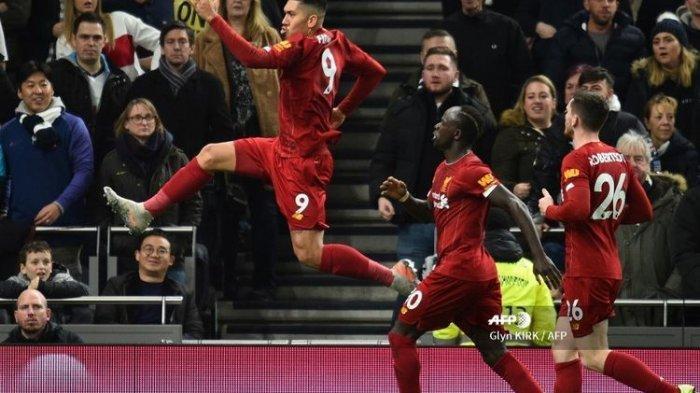 Liverpool Vs West Ham, Lima Laga The Reds Menuju Juara Liga Inggris