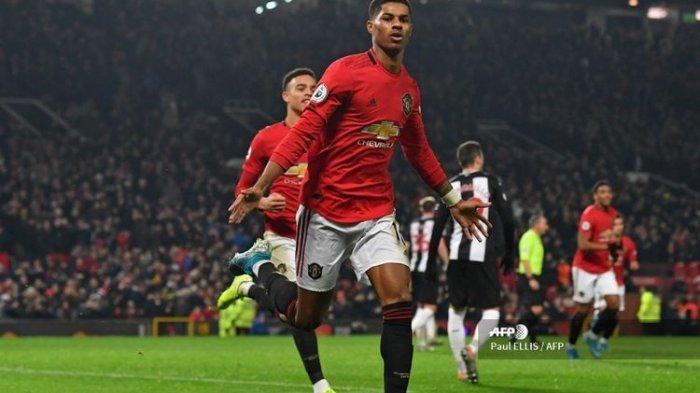 Jadwal Liga Inggris Siaran Live Net TV Malam Ini, Arsenal vs Man City dan Man United vs Newcastle