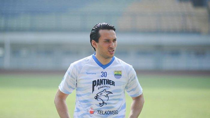 Susunan Pemain Persib Bandung vs PSS Sleman di Piala Menpora 2021, Ezra Walian & Wander Luiz Absen