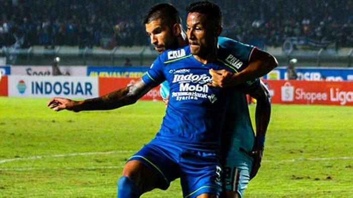 Respons Wander Luiz Pasca Didukung Tim Liga 1 2020, Penyerang Persib Bandung Positif Virus Corona