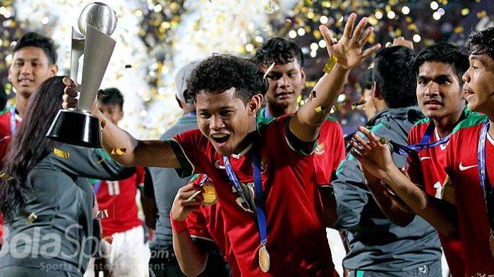 Jadwal Live MNC TV Timnas U-16 Indonesia di Piala AFC U-16 2018 (Piala Asian U-16 2018)