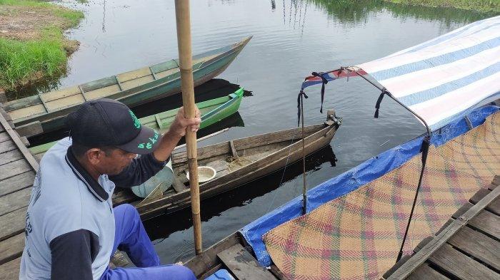 Wisata Kalsel, Susur Rawa Swargaloka HSU, Perjalanan yang Memicu Adrenalin