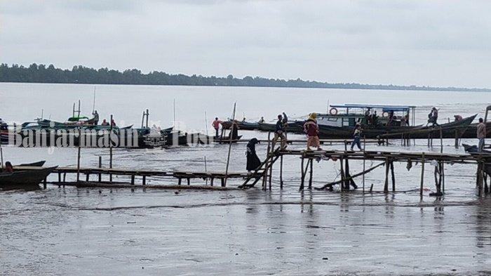Satu Anggota Polres Kotim Tenggelam di Sungai Mentaya Kalteng