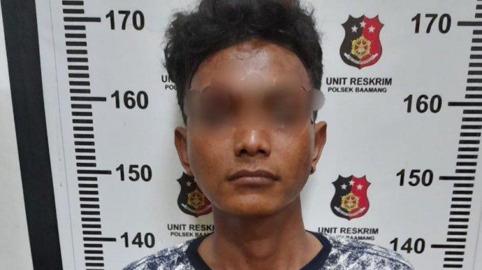 Perampokan Kalteng, Anggota Polsek Baamang Sampit Cokok Jukir Diduga Ingin Merampok