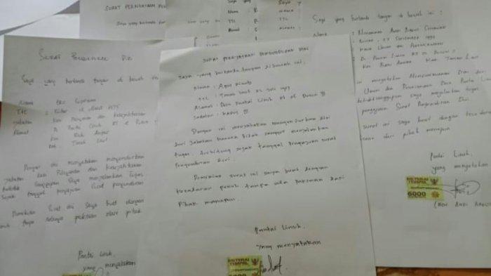 Muncul Surat Pengunduran Diri Perangkat Desa Pantai Linuh Ini Kelanjutannya Halaman All Banjarmasin Post