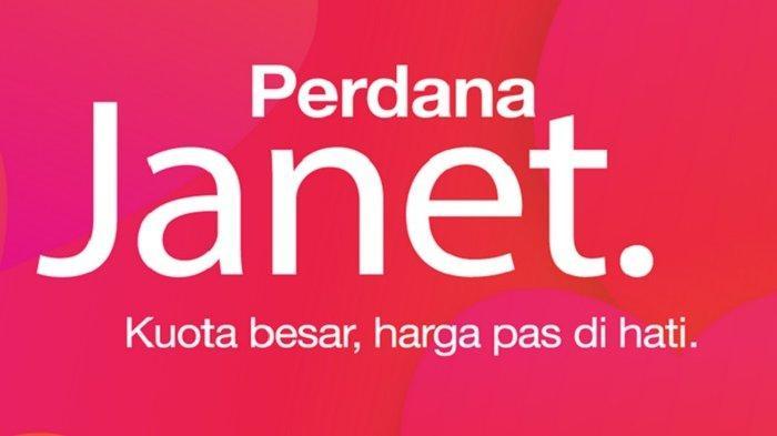 Perdana Janet adalah produk kartu perdana dari Tri yang memungkinkan pelanggan dapat melakukan akses internet, SMS, dan nelpon ke semua operator.