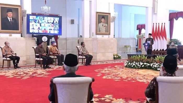 Bank Syariah Indonesia.Resmi Beroperasi, Begini Pesan dan Harapan Presiden Joko Widodo