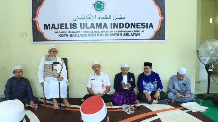 Resmikan Kantor Sekretariat MUI Banjarbaru, Sekda Berharap Kinerja MUI Meningkat