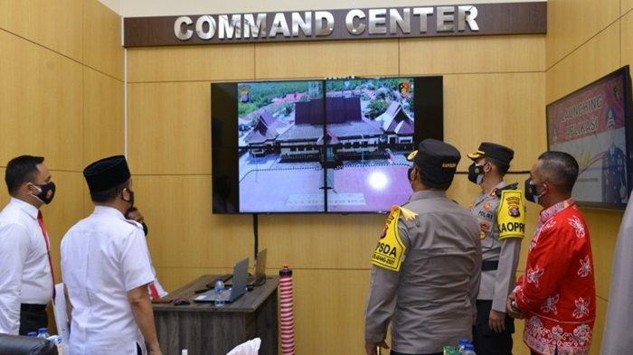 Polres Seruyan Luncurkan Layanan Aplikasi Seruyan Investigation Control (SIC) dan Sermatar BST