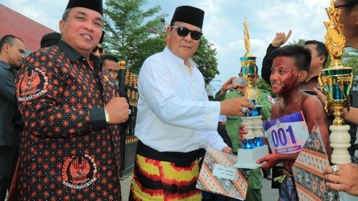 Peringatan Hari Pahlawan ke-74 di Banjarbaru, Paman Birin-Nadjmi Tularkan Semangat Pariotisme