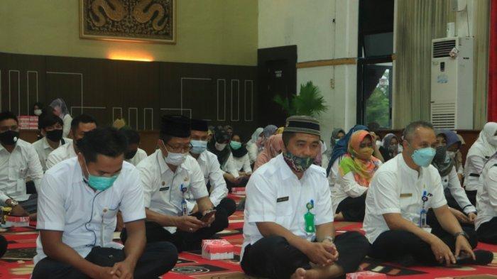Peringatan Isra dan Miraj Nabi Muhammad SAW 1442 H di Lingkungan Pemerintah Kota Banjarbaru