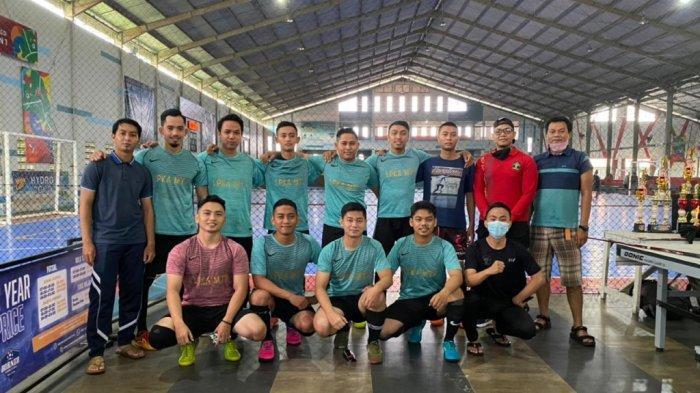 Hari Bhakti Pemasyarakatan, LPKA Martapura Raih Banyak Poin di Fourfeo Futsal Lembaga Hukum