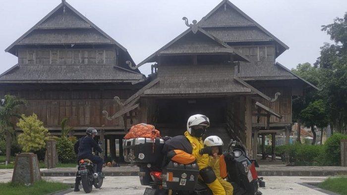 Perjalanan Lilik dan Balda tanggal 28 Oktober dari Jambi dan masuk Timles (Timor Leste) tanggal 18 Desember