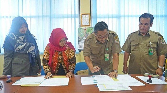 SBI dan BKSDA Kalsel Tanda Tangani Kerjasama Dibidang Konservasi dan Riset Bekantan
