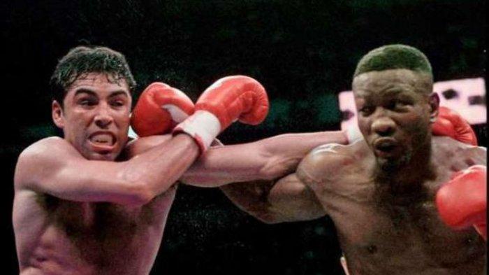 Gegara Covid-19, Mantan Jawara UFC Gagal Melawan Oscar de La Hoya & Kini Menantang Holyfield