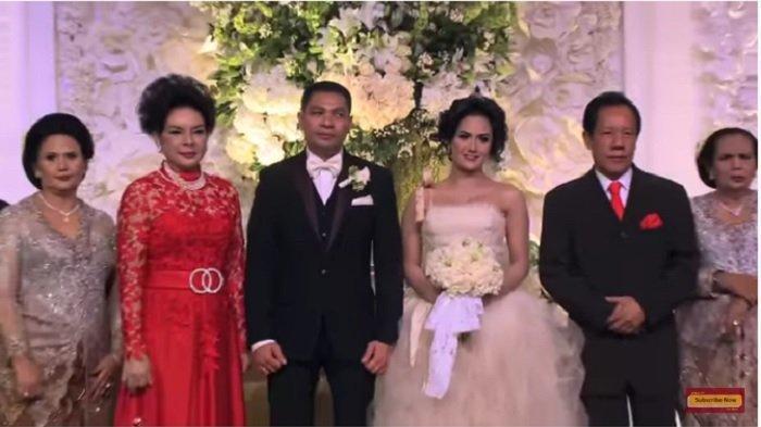 Pernikahan KD dan Raul Lemos