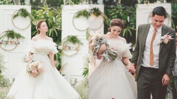 Foto & Video Pernikahan VJ Laissti Beredar, Dulu Heboh Suapi Ariel NOAH & Pernah Pacari Baim Wong