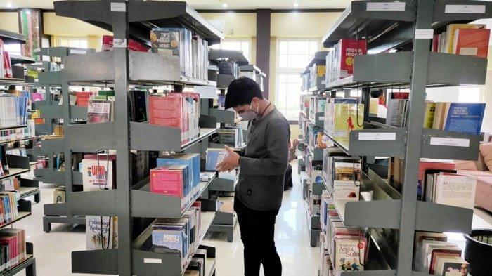 Perpustakaan Dispersip Kalsel Buka di Akhir Pekan Mulai Maret 2021
