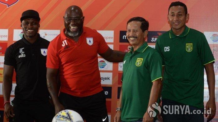 Jelang Barito Putera vs Persipura Jayapura, Jacksen F Tiago : Barito Siapkan Jantung Kalian