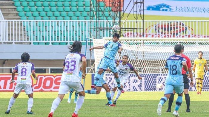 Hasil Liga 1 Persela vs Persiraja, Gol Eks Persib Bawa Joko Tingkir Menang Tipis
