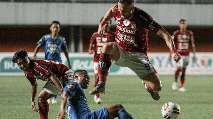 Frets Pahlawan! Hasil Persib vs Bali United Berakhir 1-1, Ini Video Cuplikan Golnya
