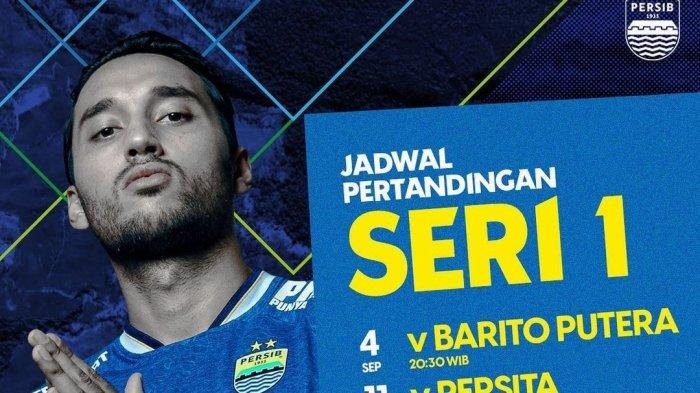 Persib Bandung vs Barito Putera di Liga 1 2021 Digelar Malam Hari, Ini Komentar Djanur