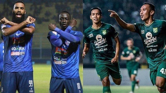 BERLANGSUNG Link Indosiar! Live Streaming Persebaya vs Arema Liga 1 2019, Live TV Online Vidio.com