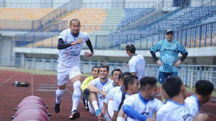 Persib Bandung Bakal Turunkan 3 Pemain Asing di Piala Menpora 2021, Awal Maret Mulai Latihan