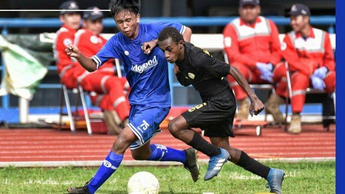 Berkat Video, Barito Putera Sukses Balas Dendam, Persib U-16 vs Barito U16 Skor Akhir 0-1