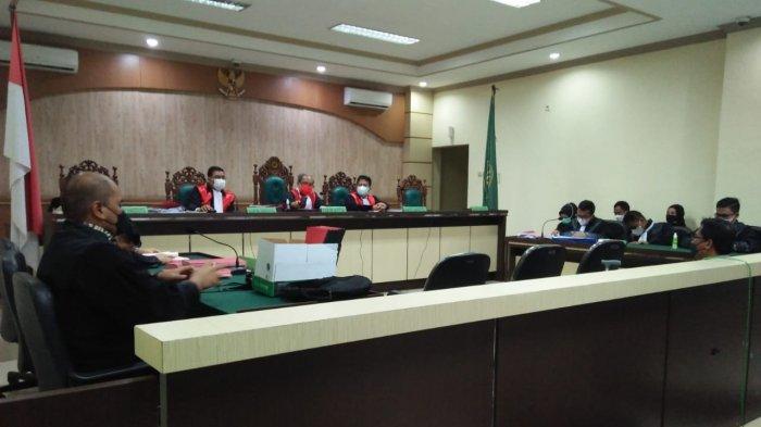 Dituntut 5 Tahun Penjara, Penasihat Hukum Terdakwa Tipikor RSUD Boejasin Keberatan