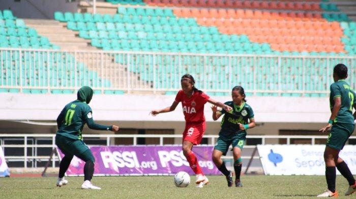 Live Streaming Persija vs Persib Liga 1 Putri 2019 di Mola TV (www.mola.tv) : Naomi Enjoy