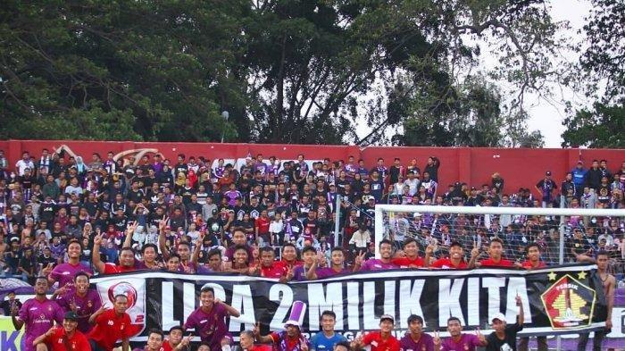 SESAAT LAGI! Link Live Streaming Persita Tangerang vs PSGC Ciamis Liga 2 2019, Siaran Langsung TVOne