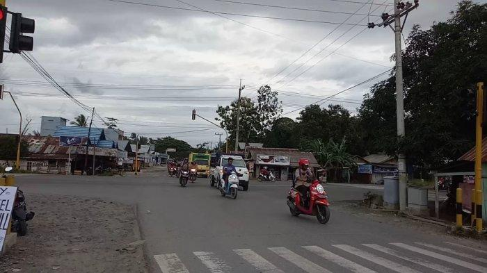 Persimpangan Sarigadung Dijuluki Simpang Empat Lampu Merah Maut, Begini Alasannya