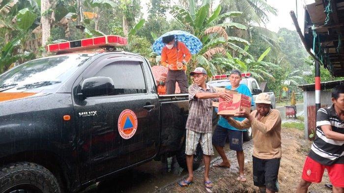 Enam Kepala Keluarga Korban Longsor di Kabupaten Banjar Disarankan untuk Relokasi