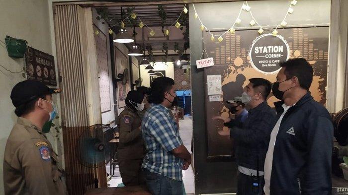 Jelang Pemberlakuan Jam Malam di Banjarmasin, Kapolresta Ingatkan Warga Tak Keluyuran dan Berkerumun