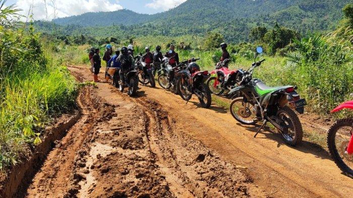 Jalan Tembus Tala-Banjar Dirintis, DPRD Tegaskan Dukungan dan Siap Support